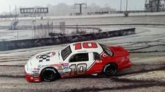 1988 Ken Bouchard 87 Ford Thunderbird (G-Man's NASCAR Minatures) Tags: gcast slix custom rookie