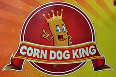 Corn Dog King (pokoroto) Tags: corn dog king calgary   alberta canada  7   shichigatsu fumizuki bookmonth 2016 28 summer july