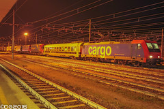 SBB E484.008 (DavideEos) Tags: eisenbahn ferrovia railway treno train zug merci freight binari domodossola sempione
