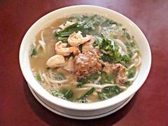Bun Nuoc Leo (knightbefore_99) Tags: food lunch work tasty delicious vancouver bc canada vietnamese vietnam soup noodles fish salted shrimp phoquyen eastvan