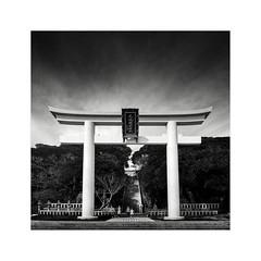 * Pilgrimage * (^soulfly) Tags: ichinotorii oarai ibarakiperfecture toriigate japan 2015 sacred payingrespect samurai canon5dmark2 ef1740mm