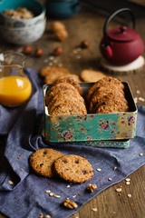 IMG_3026_exp (Helena / Rico sin Azcar) Tags: cookies galletas avena oats muesli
