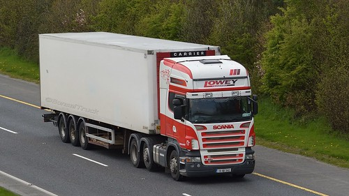 IRL - Lowey Scania R 480 TL