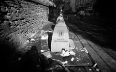 Top Cat (blueP739) Tags: olympus om4 om1n olympusom om3ti om2sp om10 om1 om2n om3 olympusom1 orange olympusplustekplustek7200om4 plustek7200 pussy sunset scanner ilford id11 id1111 street trash rubbsh istanbul tulip turkey turkishphotography kentmere100 zuiko2828 vivitar19mm