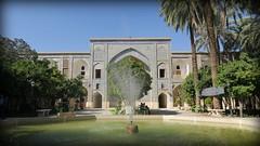 medersa (YOUGUIE) Tags: iran shiraz madrasa faience jardin persan jardinpersan
