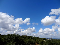 Puffy Clouds (austexican718) Tags: texas hillcountry skyline hills contrast