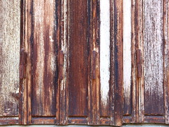 A nouveau chez Virginie et Yann (Chti-breton) Tags: volet tle rouille