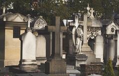 Passy Cimetiere ~ Paris, France (Christopher Mark Perez) Tags: passycemetery passy cemetery cemeteryart death graveyard spirit animatedspirits angels angel