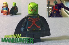 Supergirl CW: Martian Manhunter (Wavy Films) Tags: superman supergirl films wavy manhunter martian tv cw dc
