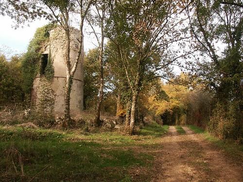 5b -Le Moulin de PYRÔME LA CHAPELLE LARGEAU