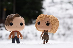 Day 289 of 366 (James_Seattle) Tags: 11thdoctor eleventhdoctor mattsmith riversong alexkingston collectibles collection memorabilia funko funkopop pop alpentalatthesummit december 2016 december2016 nikond7200 nikon d7200 photo 366challenge snoqualmiepass pass snoqualmie washington wallpaper background eleventhdoctor220 riversong296