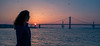 Sunset over the Forth (Amygdalas79) Tags: scotland bridge forth firth sunset x100s fujifilm silhouette