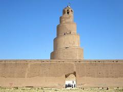 Malwiya Minaret (D-Stanley) Tags: malwiya minaret aljami samarra baghdad iraq mongols mosque