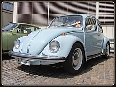 VW Beetle (v8dub) Tags: vw volkswagen fusca maggiolino käfer kever bug beetle bubbla cox coccinelle schweiz suisse switzerland german pkw voiture car wagen worldcars auto automobile automotive aircooled old oldtimer oldcar klassik classic collector