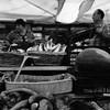 Campo de'Fiori, Roma. (imanol6x6) Tags: rolleiflex trl f28 6x6 120 500x500 mediumformat mf trix 400 kodak film ultrafin bw blackandwhite nophotoshop street landscape portrait roma