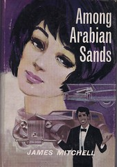 Among Arabian Sands (54mge) Tags: book dustjacket novel wfrancisphillipps peterdavies