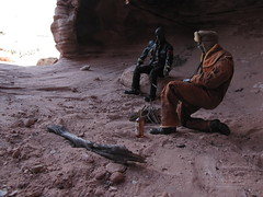 Adventure Kartel- Boiler Zomb and Dragos Eraphis (moldie 13) Tags: moldie13 moldie 13 mxiii threea 3a adventure kartel dragos eraphis zomb nevada mojave desert calico basin boiler og