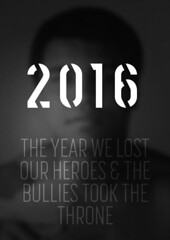 2016: ALI (miemo) Tags: graphicdesign visualdesign typography 2016 rip inmemoriam heroes muhammadali