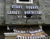 Stony Square Ladies Dormintory (cowyeow) Tags: stone stoned stony wall sign funny funnysign asia asian filipino street angelescity philippines lady woman women girl girls dorm dormitory city square girlsschool