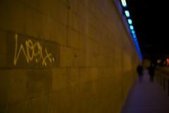 Wesh (.Rgsoixantedixhuitclan.) Tags: tag handstyle bokeh night nuit city paris