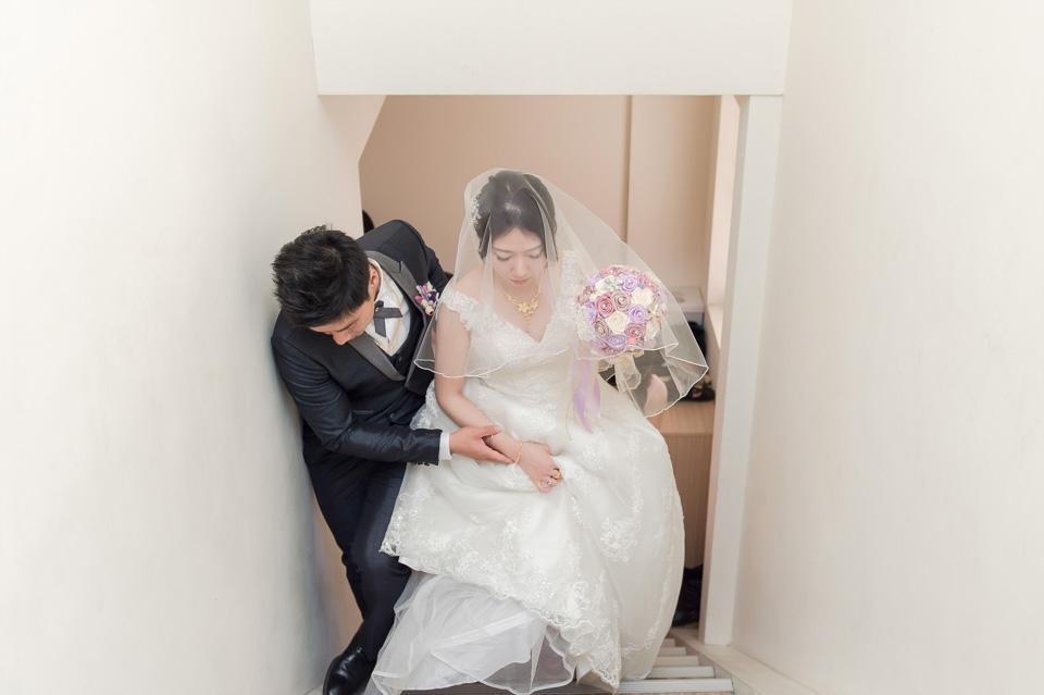 台南婚攝 婚禮紀錄 情定婚宴城堡 C & M 074