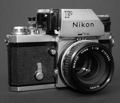 Nikon F Photomic FTn - 1969 (Arclight11) Tags: nikon f ftn photomic 35mm vintage