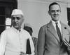 Nehru and Cripps (Doc Kazi) Tags: pakistan india independence negotiations ceremonies jinnah gandhi nehru mountbatten viceroy wavell stafford cripps edwina fatima muhammad ali