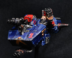 landspeeder leftfront (ff151) Tags: warhammer 40k aegis defence line crimson fist fists games workshop spacemarines space marine