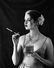 L. (denzzz) Tags: portrait blackwhite blackandwhite skancheli analogphotography filmphotography wista45dx 4x5 largeformat kodak tmax400 fujinona 240mm