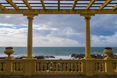 Prgula da Foz (Lars Blaauw) Tags: porto portugal sea atlantic pergola