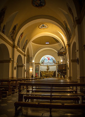 Parrocchia Di S. Paolo Apostol (jan.stefka) Tags: olbia church italie italy canoneos7d sardegna evening 2016 sardinie