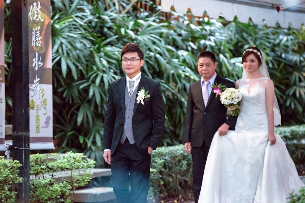 075青青時尚會館戶外婚禮