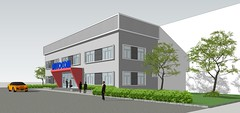 phoi canh 3 (Stephen Trinh) Tags: kien truc nha xuong factory architecture design concept