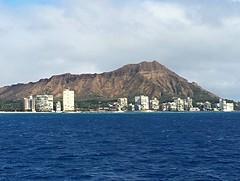 Diamond Head, Hawaii (tompa2) Tags: diamondhead hawaii hav vatten honolulu