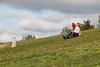 #red-cap (Jose Bellas) Tags: cap hat red slope break man mountain green