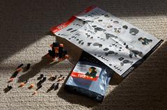 Chimpanzee (wolf4max) Tags: chimpanzee bricks buildingblocks buildingbricks toy ape construction