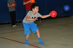 TRC 113016 036 (Tolland Recreation) Tags: boys girls kids children youth tweens sports dodgeball recreation fitness exercise game contest competition balls throwing tolland connecticut