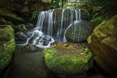 Leure Weeping Rock #3 (affectatio) Tags: waterfall falls leura waterfalls weepingrock bluemountains newsouthwales nsw sony a77mk2 a77ii tokina 1116mm