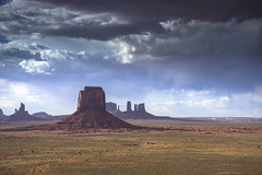 The Monument Valley (Fabio Tode ) Tags: monument valley monumentvalley national park nationalpark usa holiday travel landscape america cloudy nikon d7200 polar gnd lee filter rocks land summer sky sun pianura rain rainy arizona utah ovest