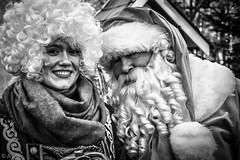 Mr and Mrs Santa Claus (Ramireziblog) Tags: kerstman kerstvrouw christmas kerstfeest kerst christmasfair kasteel haar de utrecht portrait santa claus wife
