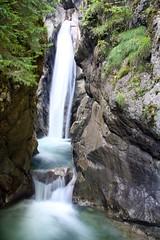 Wasserfall Tatzelwurm 2 (Pinky0173 (thrun-fotografie.de)) Tags: tatzelwurm sage wasserfall oberaudorf langzeitbelichtung canon thrunfotografiede pinky0173