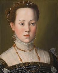 Archduchess Anna, Queen of Spain, at the Age of about Six Years (lluisribesmateu1969) Tags: 16thcentury portrait onview arcimboldo kunsthistorischesmuseumwien vienna