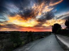 sunset_0624 (EYEsnap_Photography) Tags: sunset altamontcreek clouds cloudporn path