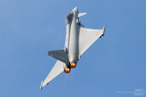 Eurofighter Typhoon EF-2000 C.16-56 10007 Spanish Air Force