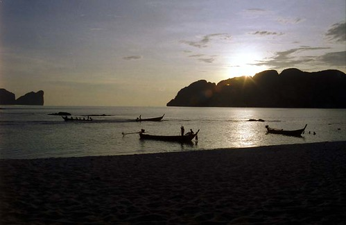 Koh Phi Phi - Thailand - 1994(14)