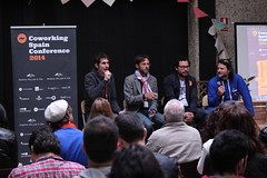 Coworking Spain Conference 2014 - Dia 2