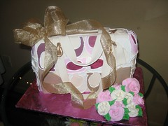 Shoe and Bag Cakes