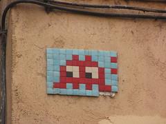 Space Invader LY_02 (tofz4u) Tags: streetart tile lyon mosaic spaceinvader spaceinvaders invader 69 rhone mosaque artderue ly02