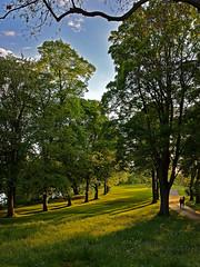 A walk in the park (paulfarrington46) Tags: west colors colours yorkshire leeds kirkstall hdr kirkstallabbey
