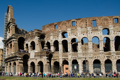 roman Colosseum 15 (deltaMike) Tags: italy rome colosseum